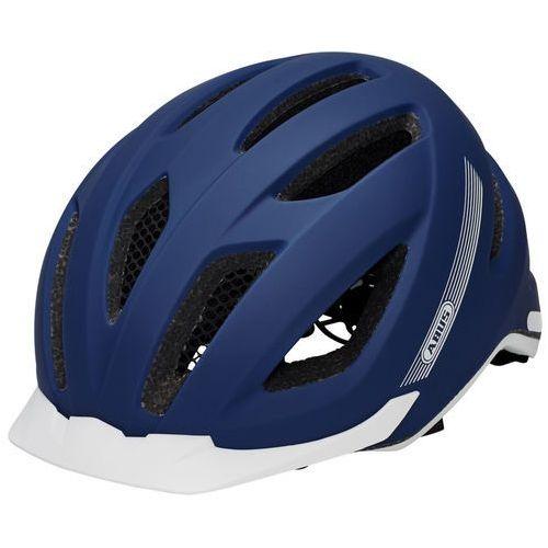 Abus pedelec kask rowerowy niebieski l | 56-62cm 2018 kaski miejskie i trekkingowe
