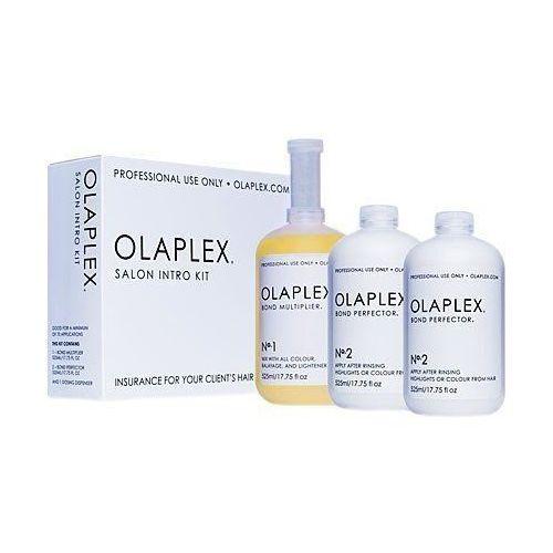 Olaplex Salon Intro Kit, Zestaw do profesjonalnej regeneracji włosów.