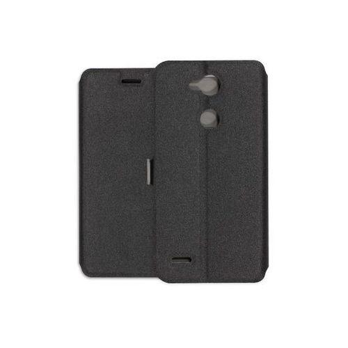 Etuo wallet book Lg x power 3 - etui na telefon wallet book - czarny
