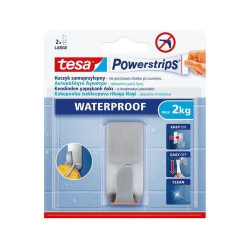 Haczyk ścienny powerstrips waterproof marki Tesa tape
