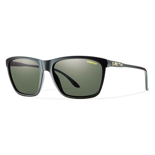 Smith - delano pk matte black polar grey green (dl5-58in) rozmiar: os