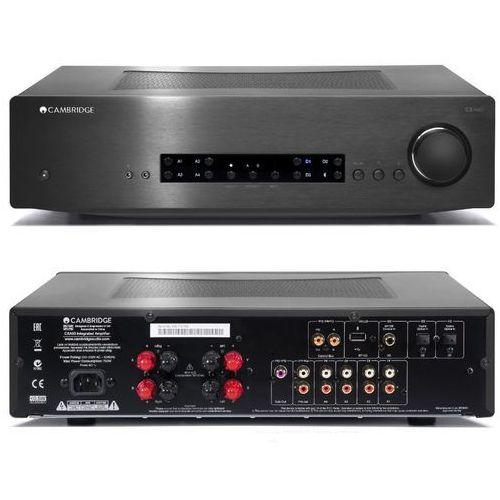 Cambridge Audio CXA60 - Srebrny - Czarny