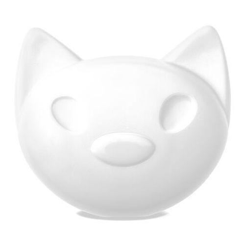 Koziol - Otwieracz do butelek Miau biały 3735525, kul3735525
