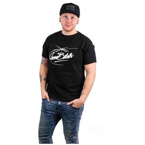 koszulka SNOWBITCH - Tag Star Black (BLACK) rozmiar: XL