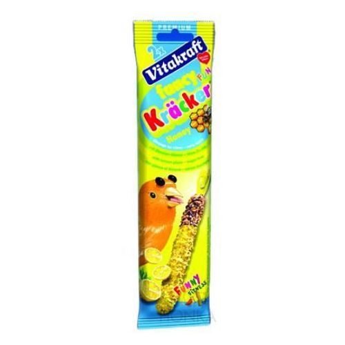 VITAKRAFT Kracker Premium Fancy Fun kolby dla kanarka