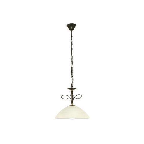Eglo 89133 - lampa wisząca beluga 1xe27/100w antyczny brąz