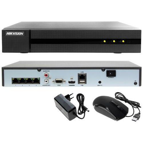 Rejestrator cyfrowy sieciowy IP HWN-4104MH-4P Hikvision Hiwatch, HWN-4104MH-4P