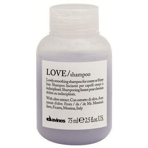 Davines Love Smooth - szampon wygładzający 75ml