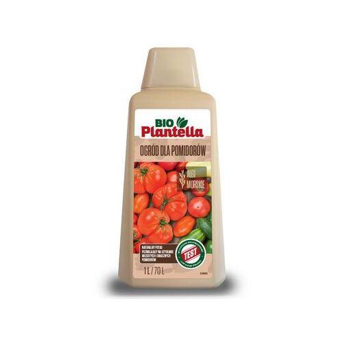 Nawóz organiczny do pomidorów 1l. Nawóz naturalny Bio Plantella algi morskie.