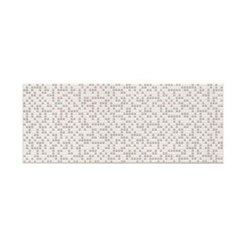 Ceramika color Dekor pixel 25 x 60 cm biały (5908305652151)