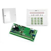 Komplet: Centrala alarmowa VERSA 10, manipulator VERSA-LED-GR, obudowa OPU-4 P, VERSA 10-KLED