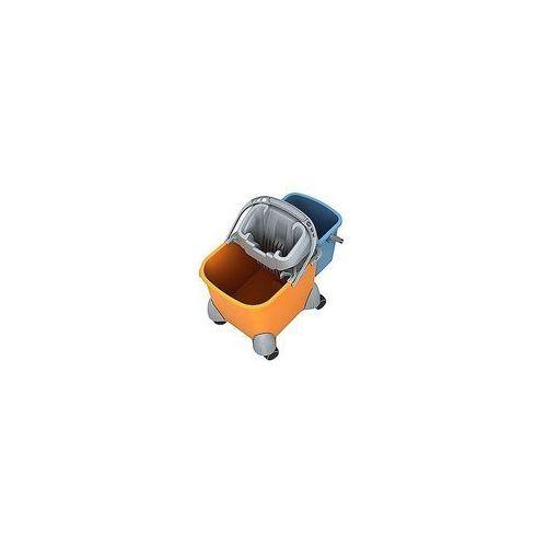 Wózek jednowiaderkowy z wyciskarką PIKO IV Splast
