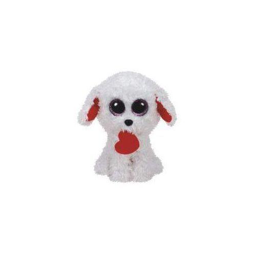 Beanie Boos Honey Bun - Biały Pies 15 cm (0008421372102)