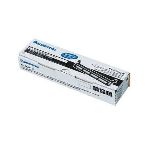 Toner oryginalny kx-fat411 czarny do kx-mb 2025 - darmowa dostawa w 24h marki Panasonic