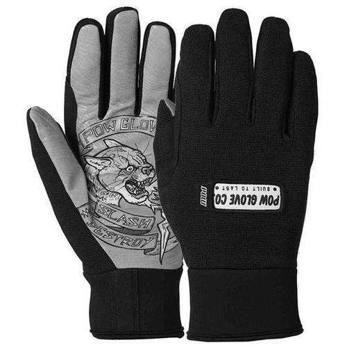 Pow Rękawice snowboardow - all day glove gang (short) (ga) rozmiar: m