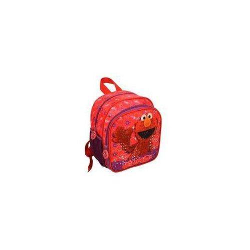 Plecak czerwony ulica sezamkowa usa-309 marki Paso