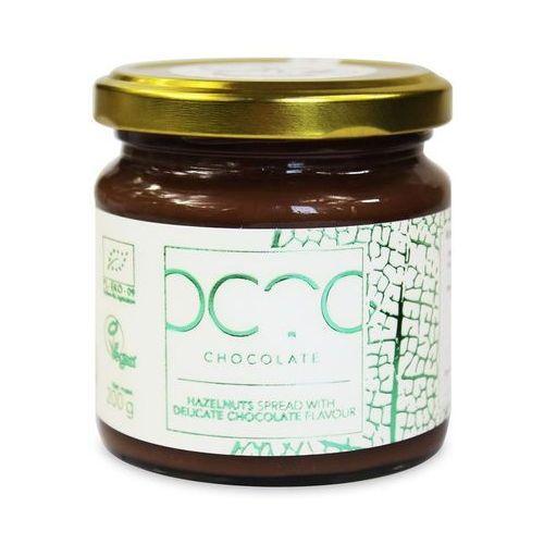 Octochocolate-Czekolada ciemna 55% z migdałami, morwą białą i kawą (140g) (140 g), 0177-7650B