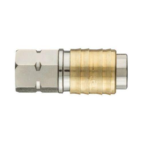 Neo Szybkozłączka do kompresora 12-651 gwint wewnętrzny żeńska 3/8 cala (5907558418002)