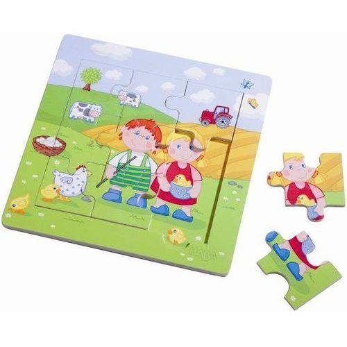 Haba Puzzle - paul i maria (4010168055794)