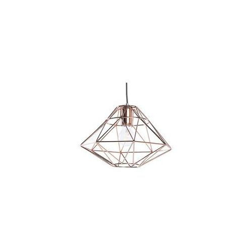 Beliani Lampa miedziana - sufitowa - żyrandol - lampa wisząca - guam (4260580922307)