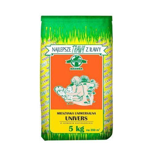 Najlepsze trawy z iławy mieszanka trawnik uniwersalny 5kg