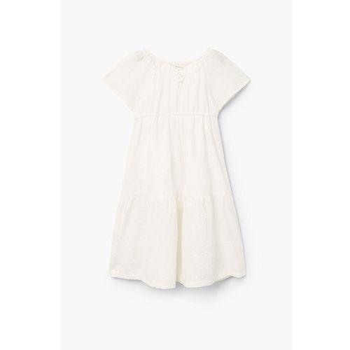 Mango kids - sukienka dziecięca cachi 110-164 cm