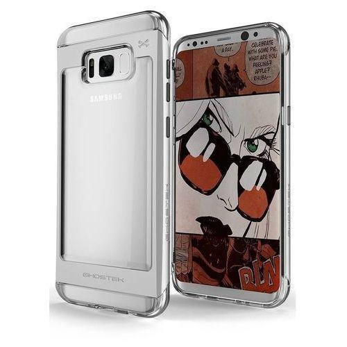 Etui Ghostek Cloak 2 Samsung Galaxy S8 Silver + Folia 3D