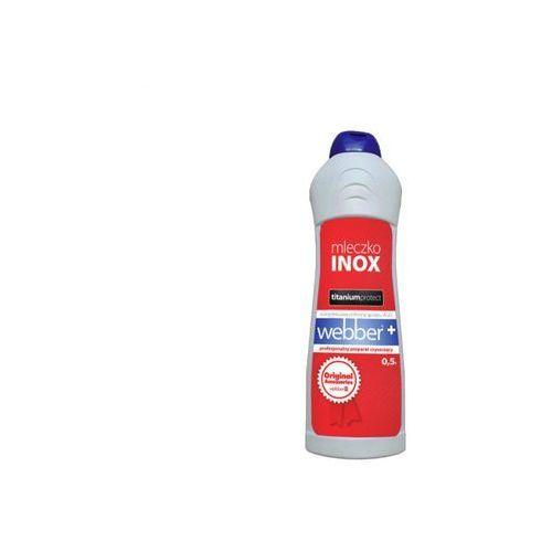 Webber Mleczko do czyszczenia powierzchni nierdzewnych 500 ml (5907265010568)