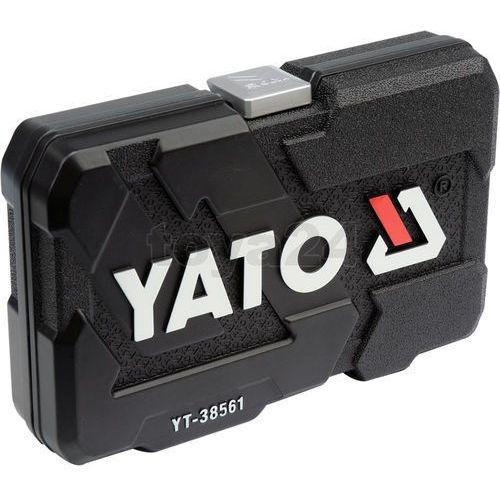"""Yato Zestaw narzędziowy 3/8"""" kpl 22 szt yt-38561 - zyskaj rabat 30 zł (5906083385612)"""