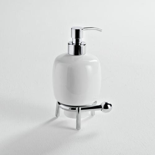 Ism Porcelanowy dozownik łazienkowy zacinto