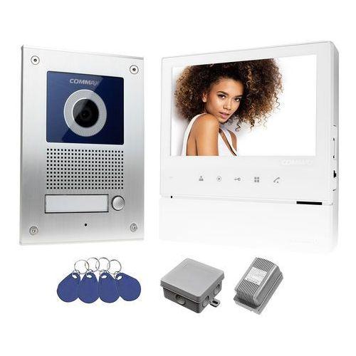 Wideodomofon zestaw Commax DRC-41UN/RFID + CDV-70H, DRC-41UN/RFID_CDV-70H