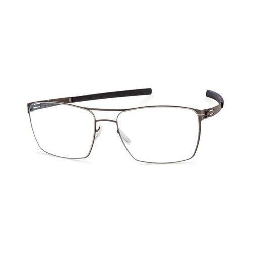 Ic! berlin Okulary korekcyjne  m1319 jana m. graphite