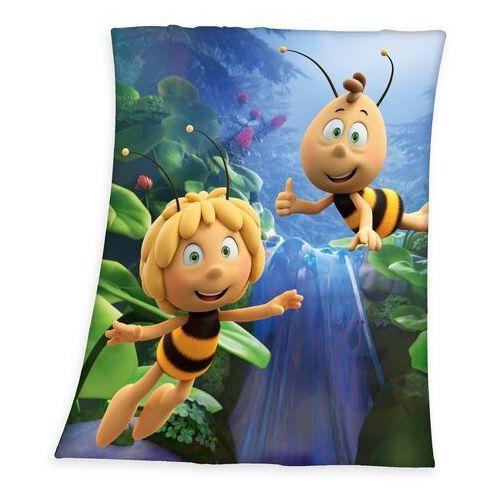 Koc Pszczółka Maja, 130 x 160 cm (4006891945839)