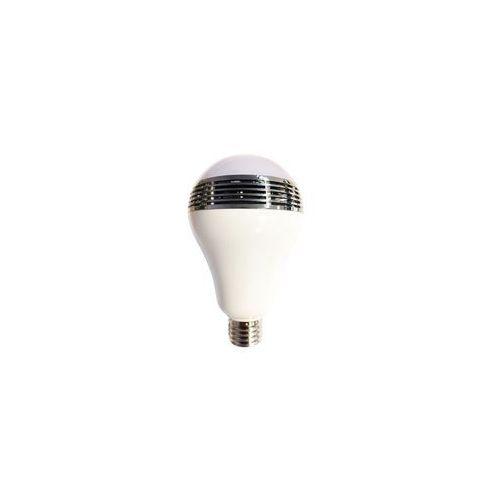 Muzyczna żarówka led 8w e27 z głośnikiem bluetooth marki Eko-light