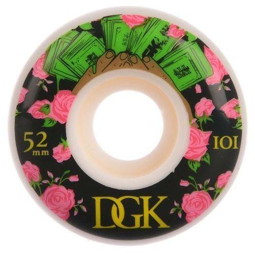 Dgk Kółka - blossom wheels (white)