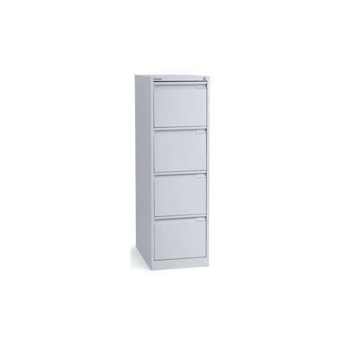 Szafka na kartotekę wiszącą, 1-torowa,4 szuflady, DIN A4