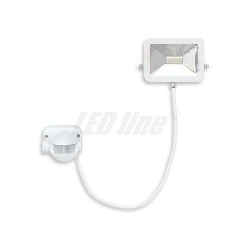 Naświetlacz LED z czujnikiem IR LEDIKO 230V 10W 800lm biały dzienny