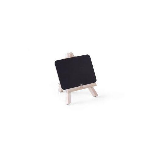 Hendi Tabliczka stołowa na drewnianej sztaludze 148x97 mm, komplet 2 szt. | , 664087