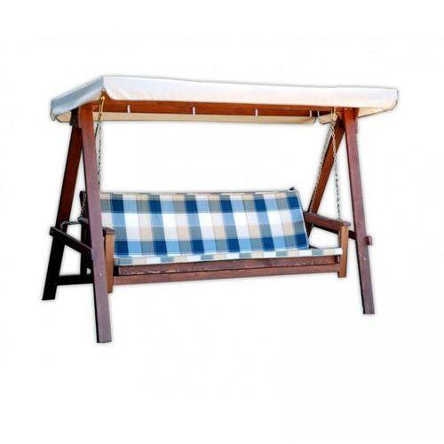 ADELAIDA huśtawka beżowe poduszki