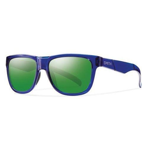 - lowdown slim/n crystal blue green sol-x (h4e-54ad) marki Smith