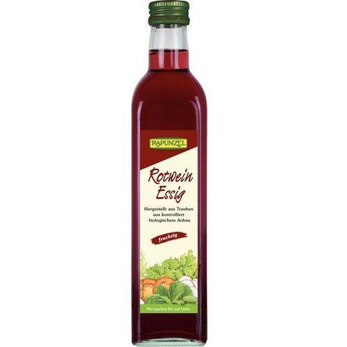 Ocet winny czerwony 500g BIO - Rapunzel (olej, ocet)
