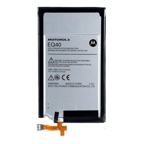 Motorola Droid Turbo XLTE XT1254 / EQ40 3680mAh 14Wh Li-Polymer 3.8V (oryginalny), EQ40