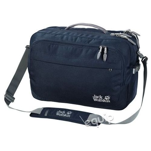 Torba na laptopa Jack Wolfskin Jack.Pot De Luxe Bag - night blue, kolor niebieski