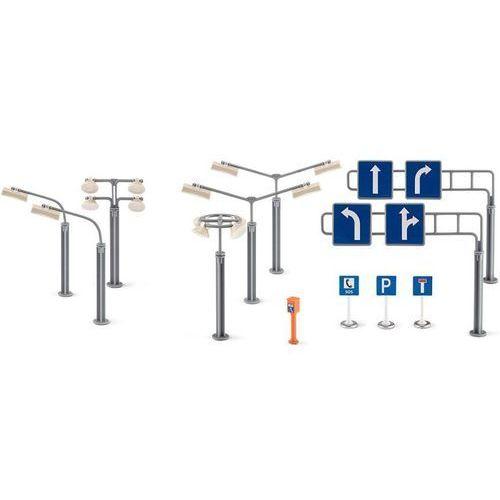 Akcesoria SIKU 5594 Siku World Zestaw drogowy, 1_528882