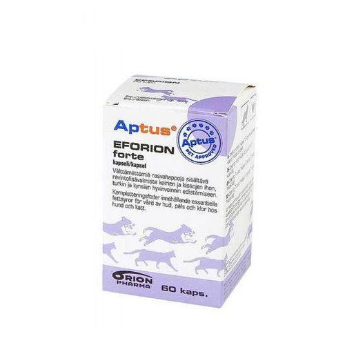 ORION PHARMA Aptus Eforion Forte tabletki dla psów i kotów z kwasami tłuszczowymi Omega 3 i 6