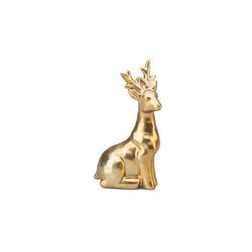 Jeleń złoty 14 cm (5901272068550)