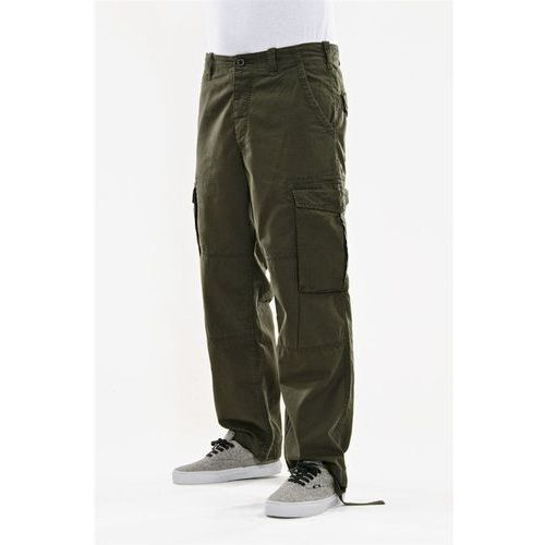 spodnie REELL - Cargo Pant Ripstop Forest Green (RIPSTOP FOREST GREEN) rozmiar: 32/34