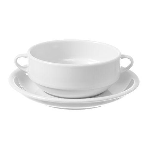Bulionówka z uszami 0,38 l | FINE DINE, Bianco