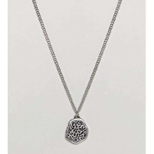 inspired necklace with pendant exclusive at asos - silver marki Reclaimed vintage
