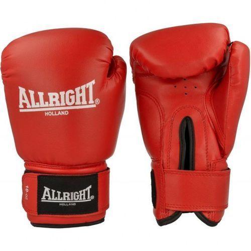 Rękawice bokserskie czerwone izimarket.pl marki Allright